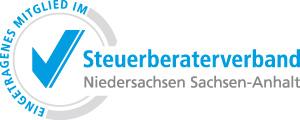 Mitglied im Steuerberater-Verband / Steuerberater-Verband Niedersachsen / Sachsen Anhalt